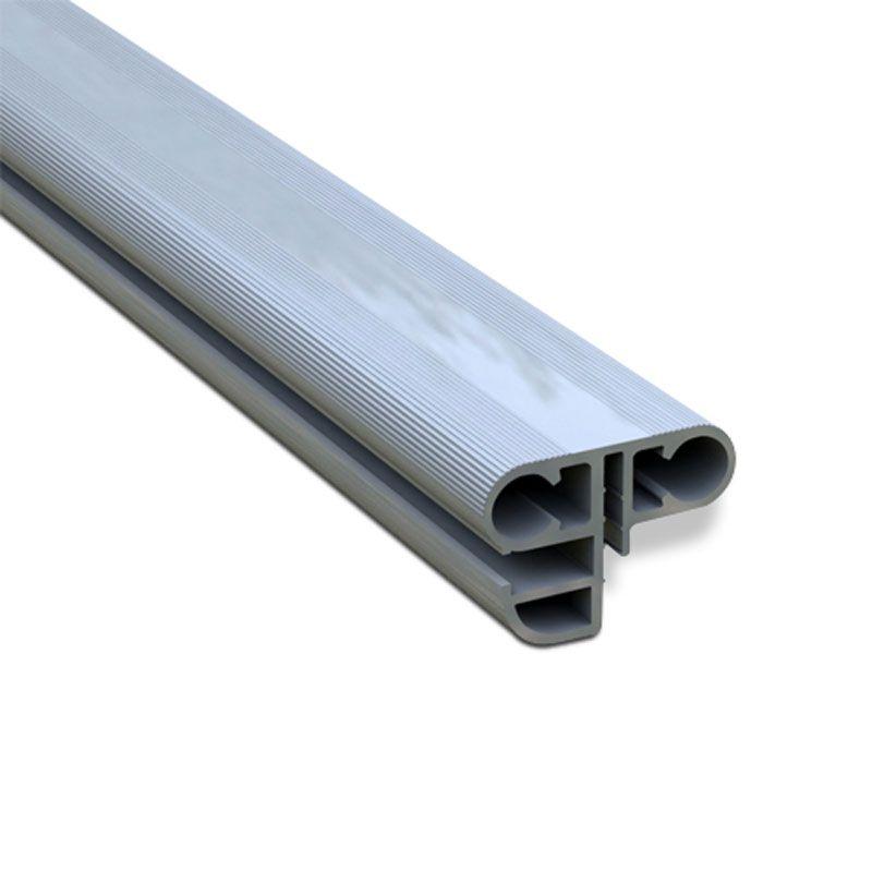 Aluminium handlaufpaket swim f r ovalbecken 419 95 for Poolfolien hersteller