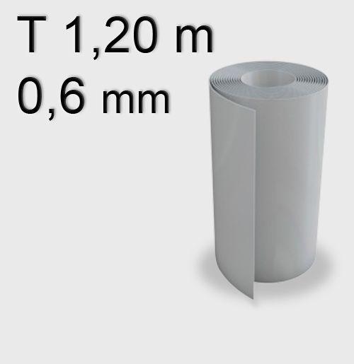 Rundbecken stahlmantel 120 cm tief 0 6 mm 448 95 for Poolfolien rundbecken