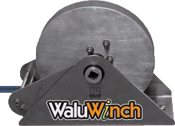 Walu Cool + Walu Winch oder Walu Matic + Walu Winch