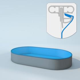 T 150cm ovalbecken for Hersteller poolfolien